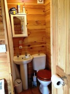 Cabin en-suite